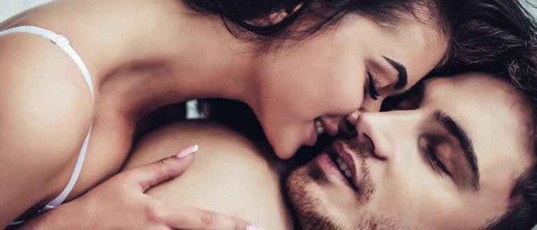 выделяется ли сперма во время секса